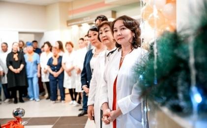 ВЯкутске открыт радиологический корпус онкодиспансера