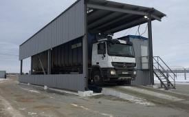 Новый полигон ТБО начал работу вВолгоградской области