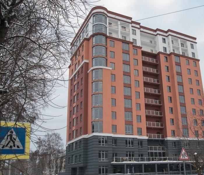 Новые жилые комплексы вКемерово
