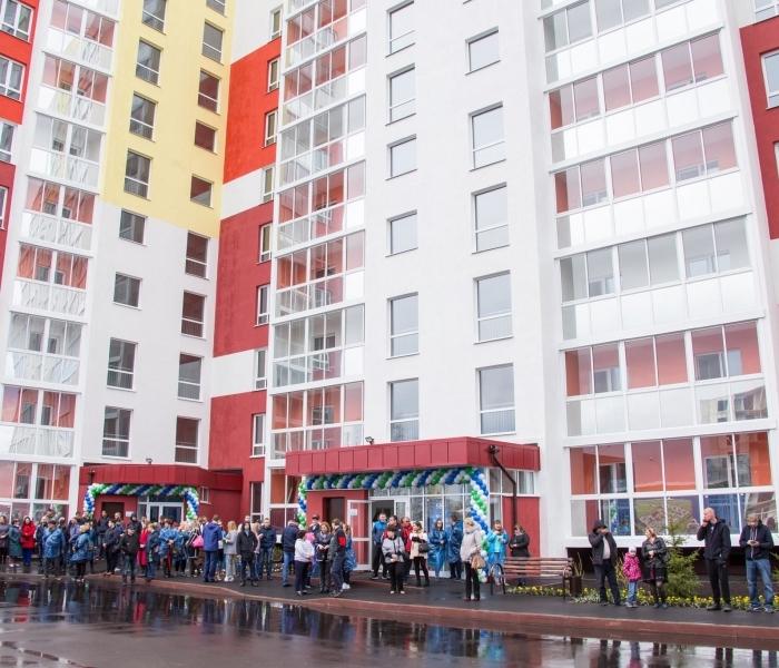 КДню химика работники КАО «Азот» получили новые квартиры вКемерове