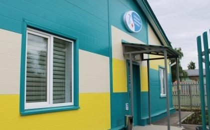 Вселе Панеево Ивановской области вновом здании открыт фельдшерско-акушерский пункт